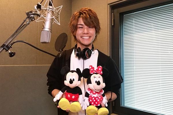 八代拓さん『Disney 声の王子様 Voice Stars Dream Selection Ⅱ』インタビュー