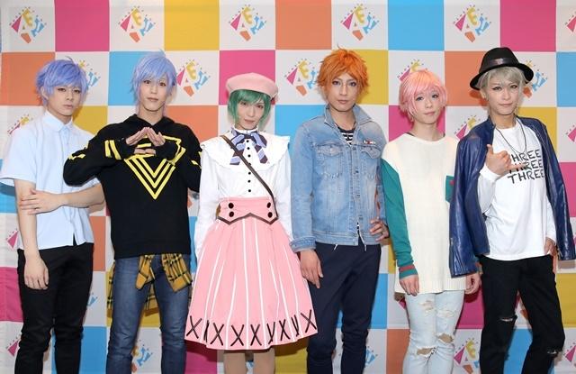 イケメン役者育成ゲーム『A3!(エースリー)』舞台化作品! MANKAI STAGE『A3!』~SUMMER 2019~ が8月8日(木)より上演中