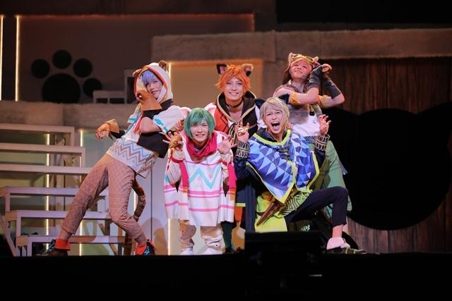 イケメン役者育成ゲーム『A3!(エースリー)』舞台化作品! MANKAI STAGE『A3!』~SUMMER 2019~ が8月8日(木)より上演中の画像-9