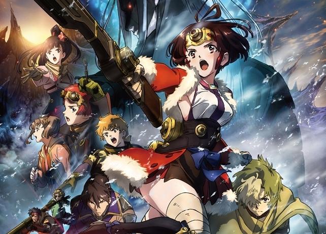 『甲鉄城のカバネリ 海門決戦』BD&DVDが12月11日発売
