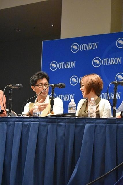 アニメ『ゆるキャン△』「OTAKON 2019」で開催されたイベントの公式レポートが到着! 大垣千明役の声優・原紗友里さんに加え、京極義昭監督と堀田章一プロデューサーが登壇!