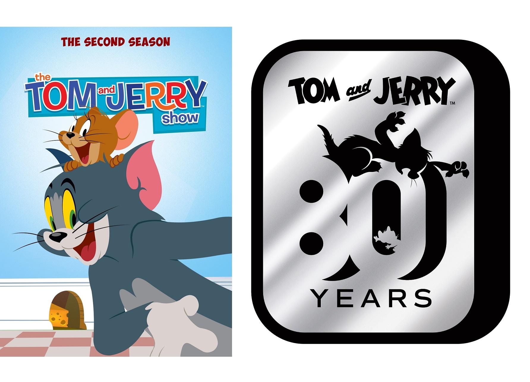 『トムとジェリー ショー 2』8月18日よりNHK BSプレミアムにて放送開始