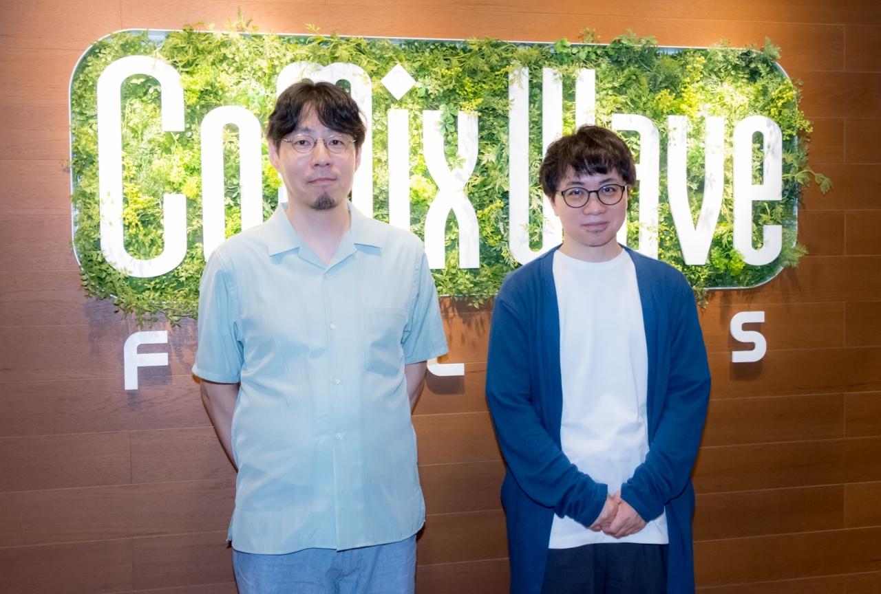 『天気の子』新海誠監督&田村篤作画監督インタビュー