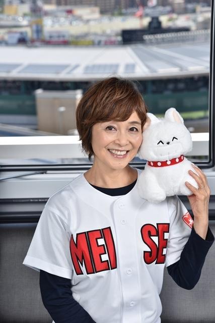 『MIX』声優・日髙のり子さんが夏の甲子園へ! 球児たちへ熱いエールを送り、『タッチ』ラストシーンのアフレコも振り返る-3