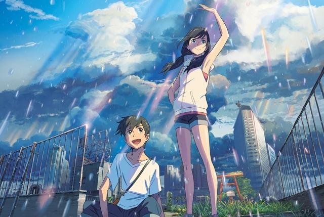新海誠監督の最新作『天気の子』映画大国インドで公開決定、日本オリジナルアニメ映画初の快挙! 香港では公開初日の動員数が1位にの画像-1