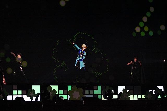 グラビ&プロセラが歌って、踊って、魅了する『ツキウタ。』初の3Dライブ「Miracle Moon Festival」春公演レポート!の画像-11