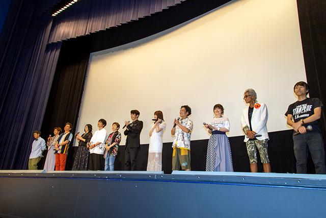 500人の仲間が駆けつけてお祝い! 映画『ワンピース スタンピード(ONE PIECE STAMPEDE)』公開記念舞台挨拶をレポート-2