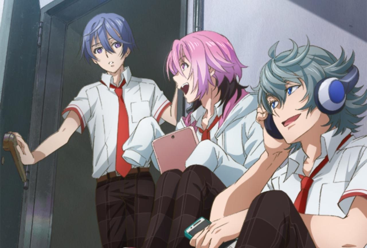 秋アニメ『ACTORS -Songs Connection-』キャラクターPV(全3種)が公開!