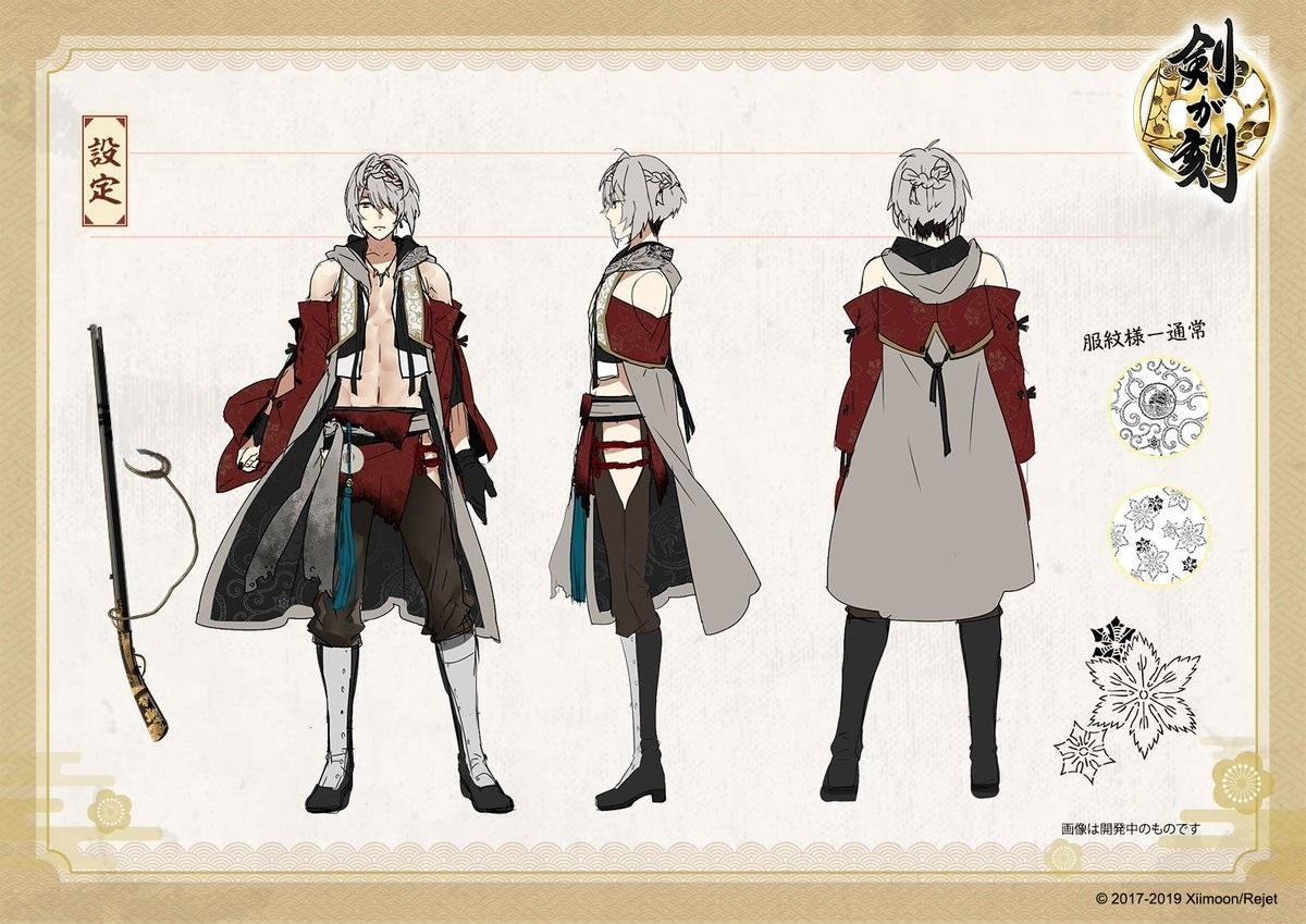 新作アプリゲーム『剣が刻』の魅力と豪華声優陣が演じるキャラクターを紹介! Rejetの代表タイトル『剣が君』のスタッフが再集結!