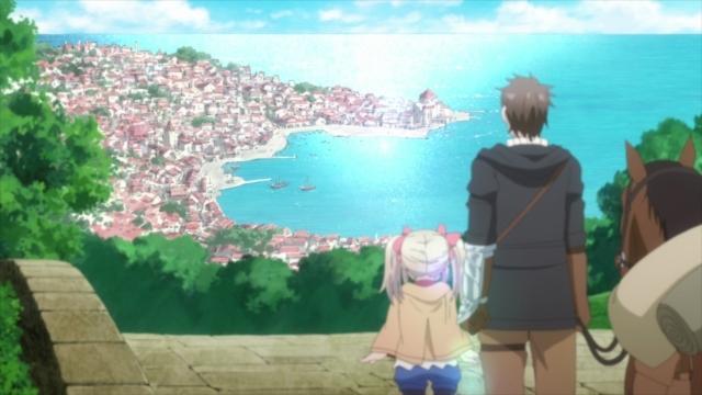 うちの娘の為ならば、俺はもしかしたら魔王も倒せるかもしれない。第7話幼き少女、港町へ行く。