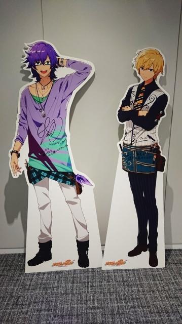 ▲左:レンブラント(CV:花江夏樹さん)右:クールベ(CV:逢坂良太さん)