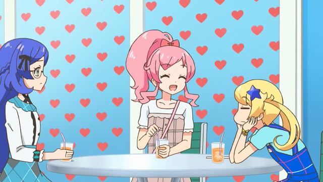 TVアニメ『キラッとプリ☆チャン』第71話先行場面カット・あらすじ到着!夏休みの宿題、「将来の夢」の作文が全く進まないえもは……-3