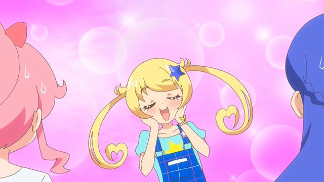 TVアニメ『キラッとプリ☆チャン』第71話先行場面カット・あらすじ到着!夏休みの宿題、「将来の夢」の作文が全く進まないえもは……-5