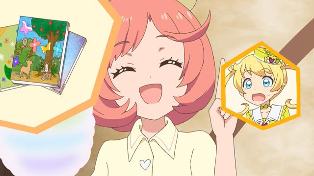 TVアニメ『キラッとプリ☆チャン』第71話先行場面カット・あらすじ到着!夏休みの宿題、「将来の夢」の作文が全く進まないえもは……-20