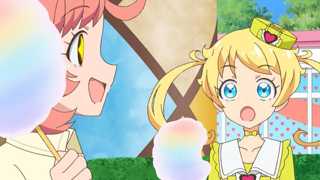 TVアニメ『キラッとプリ☆チャン』第71話先行場面カット・あらすじ到着!夏休みの宿題、「将来の夢」の作文が全く進まないえもは……-21