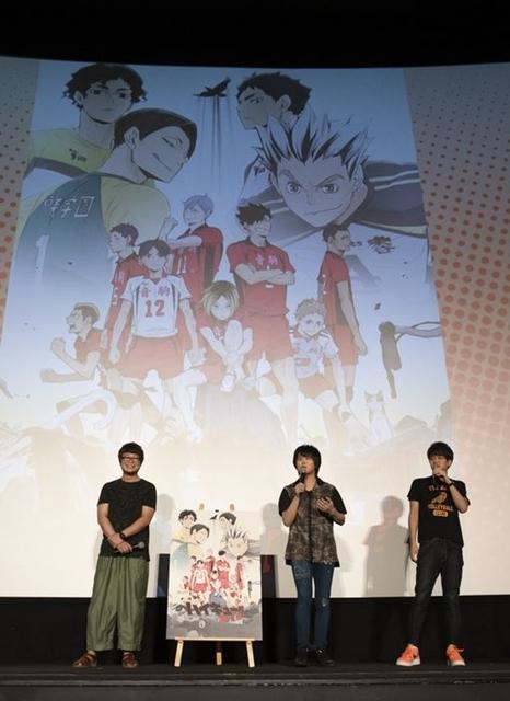 『ハイキュー!!』最新シリーズのOVA『ハイキュー‼ 陸 VS 空』が2020年1月22日発売決定! 興津和幸さんが新キャラ役で出演決定、TVアニメ第4期の放送情報も解禁の画像-15