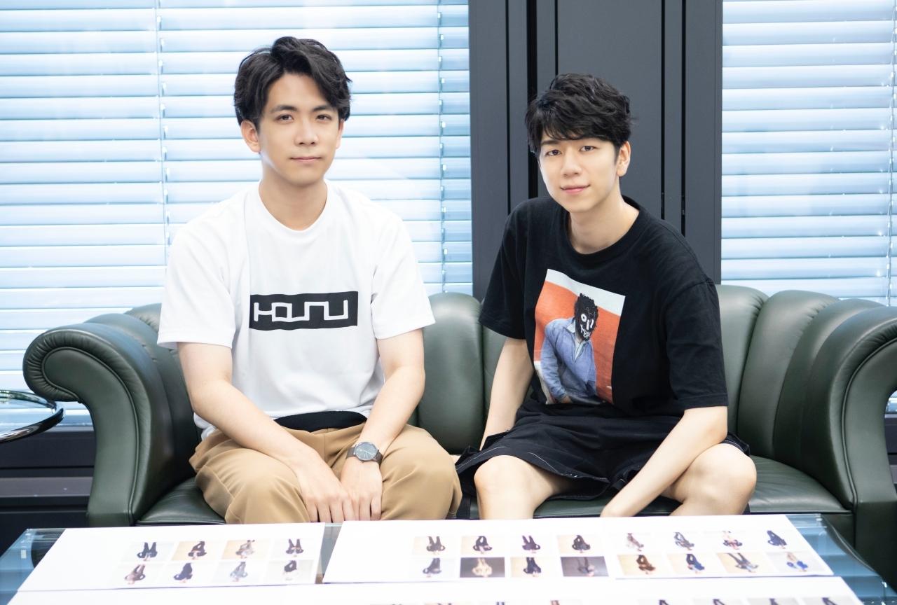 『ようこそ妄想営業部へ♥』西山宏太朗&伊東健人インタビュー