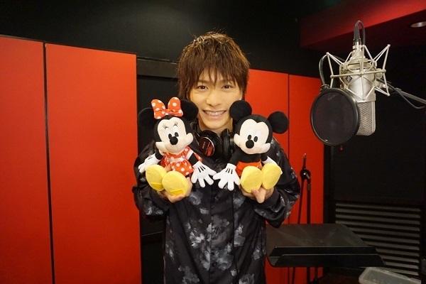 小澤廉さん『Disney 声の王子様 Voice Stars Dream Selection Ⅱ』インタビュー