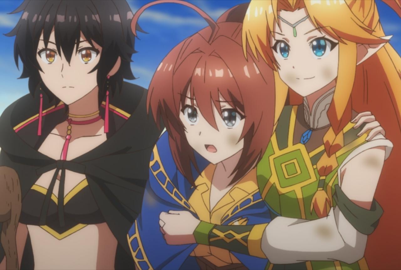 夏アニメ『異世界チート魔術師』第7話あらすじ・場面カット公開