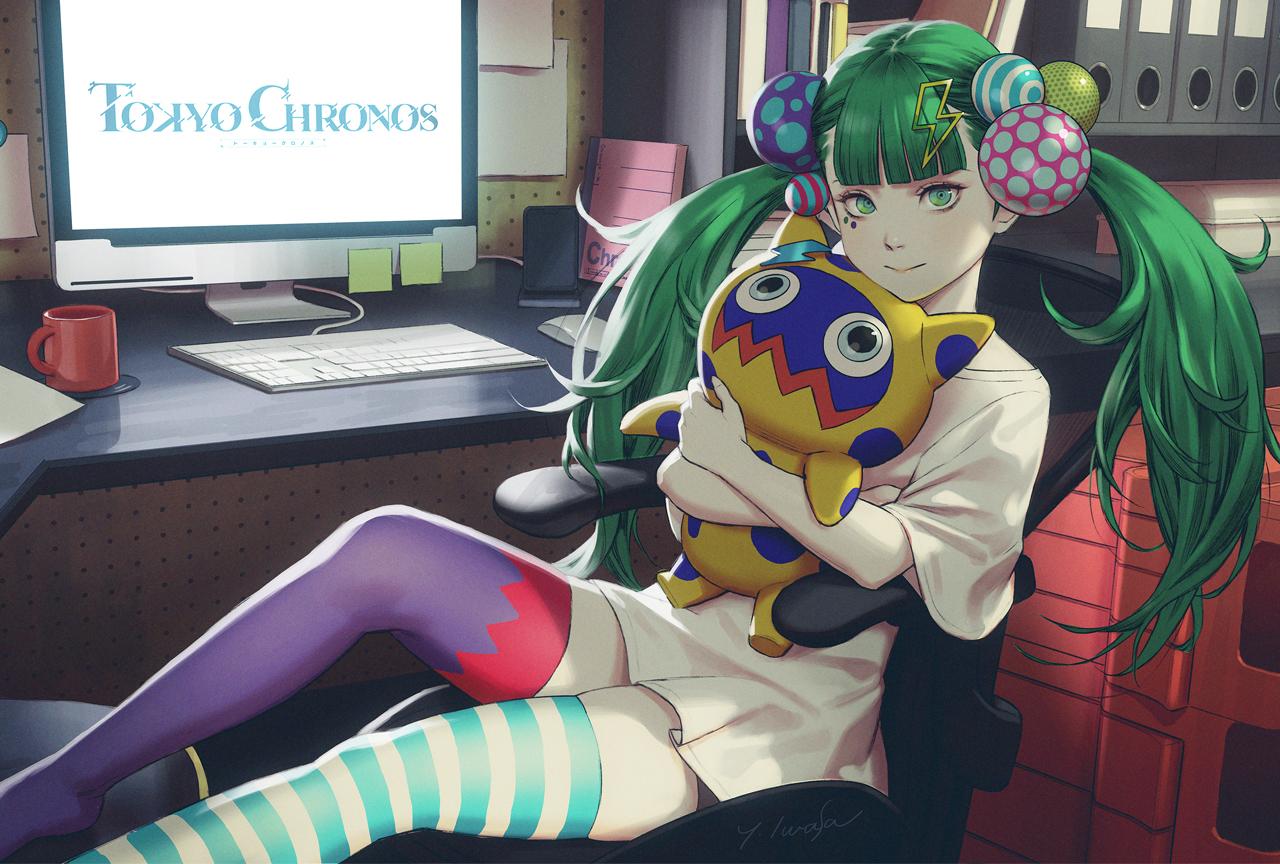 Steam、Oculusで大ヒットの『東京クロノス』がPSVRで新発売!