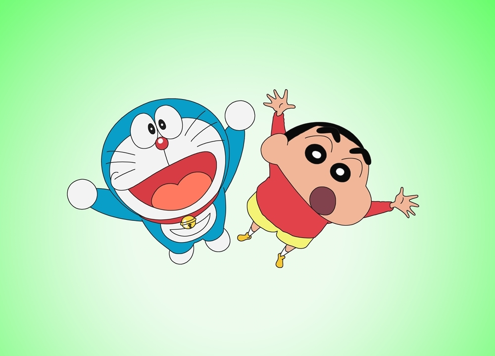 『ドラえもん』『クレヨンしんちゃん』10月から土曜夕方へお引越し!