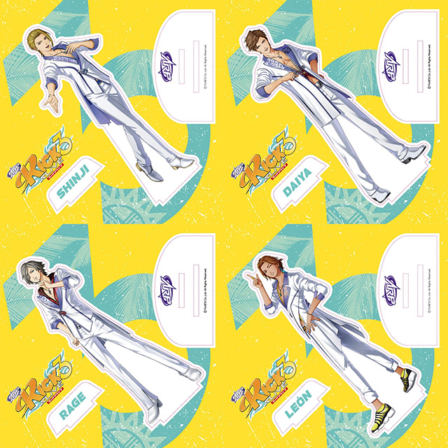 「ARP」ライブイベント「KICK A'LIVE3」の物販情報が公開!-5