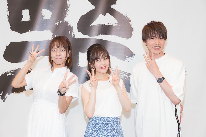 『三ツ星カラーズ』日岡なつみ、田丸篤志、朝井彩加登壇イベントレポート
