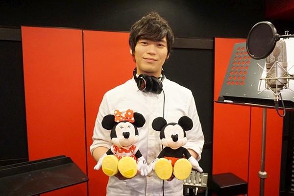 古川慎さん『Disney 声の王子様 Voice Stars Dream Selection Ⅱ』インタビュー