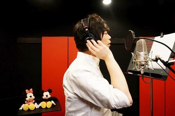 古川慎さんが「シンプルだけど奥深い」と実感した楽曲「星に願いを」(『ピノキオ』より)を収録した『Disney 声の王子様』シリーズ最新作キャストインタビュー第4弾!