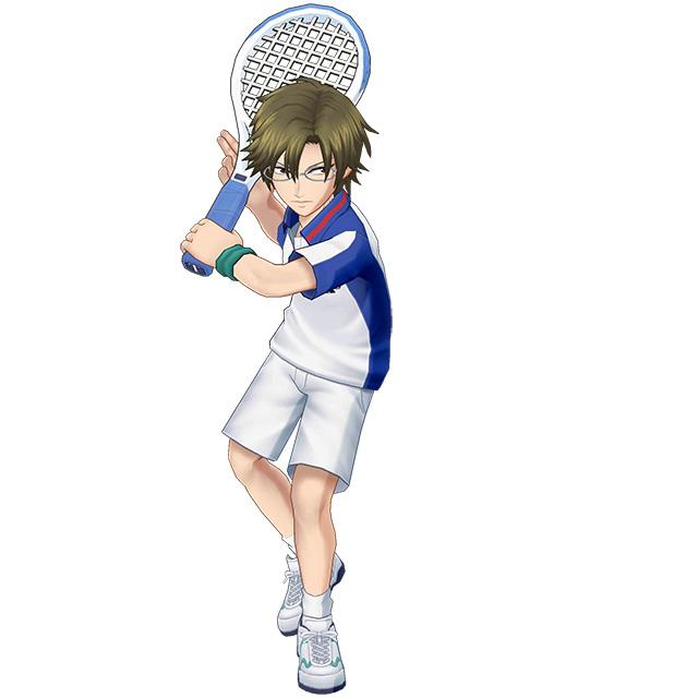 猫 テニス 越前 白