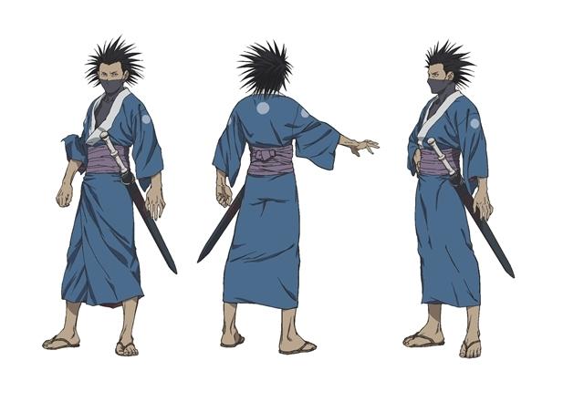 『無限の住人-IMMORTAL-』佐々木望さん・鈴木達央さんら追加声優6名解禁! それぞれが演じるキャラクターのビジュアルも公開-3