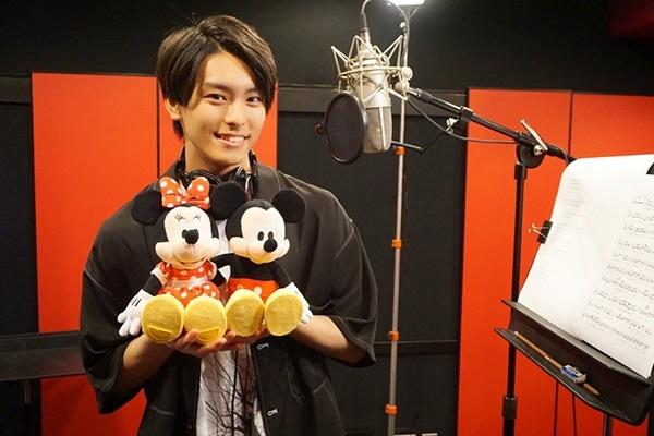 高野 洸さん『Disney 声の王子様 Voice Stars Dream Selection Ⅱ』インタビュー