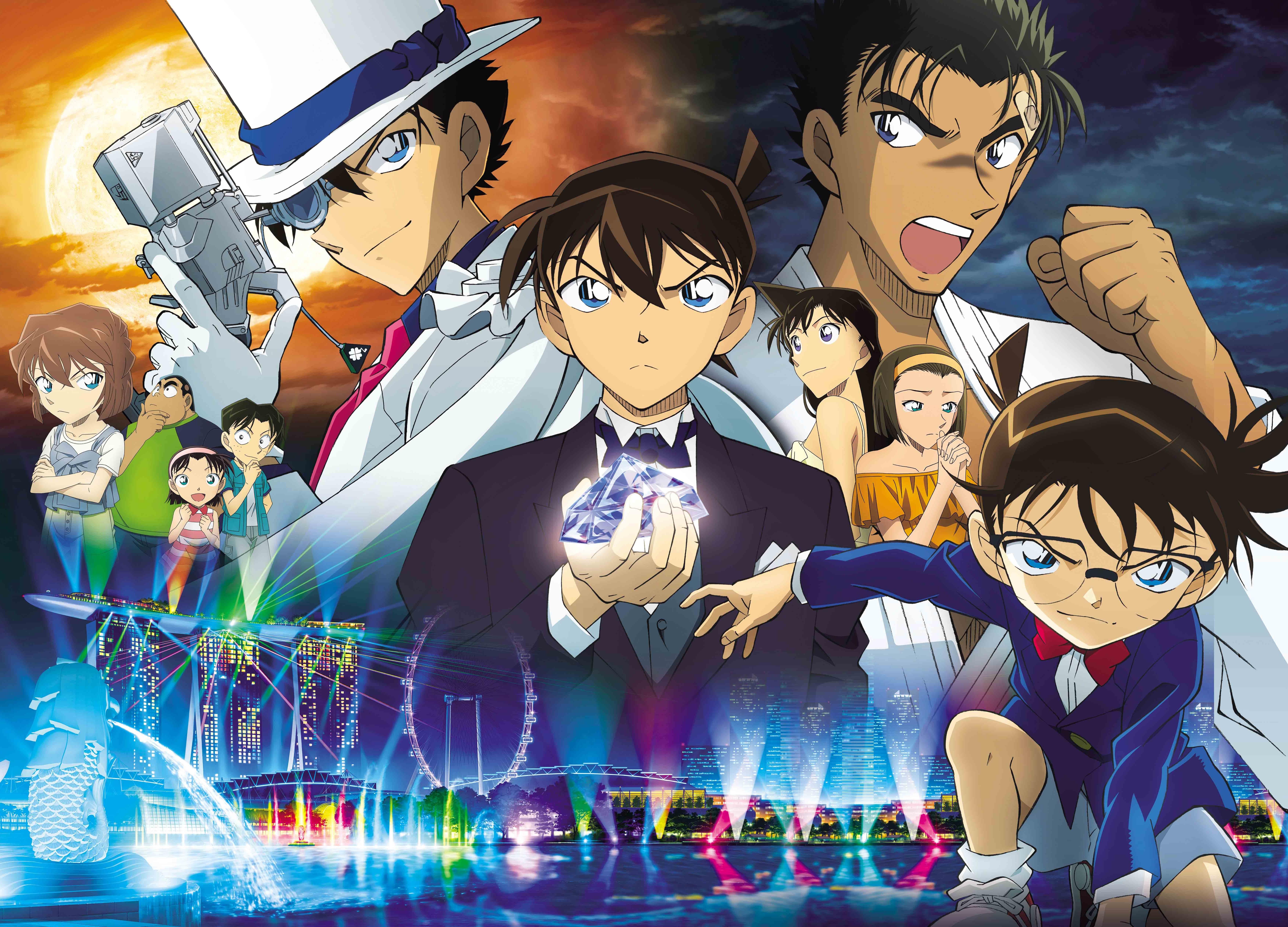劇場版『名探偵コナン』興収収入91億円突破で7年連続記録更新