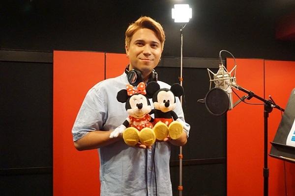 木村昴さん『Disney 声の王子様 Voice Stars Dream Selection Ⅱ』インタビュー