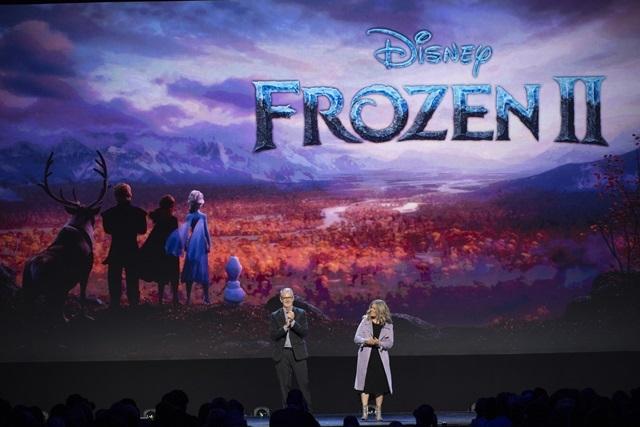 映画『アナと雪の女王2』新曲と新キャラクター&担当声優がディズニーファンイベント「D23 EXPO」内にて発表!熱狂の模様を記した公式レポートが到着