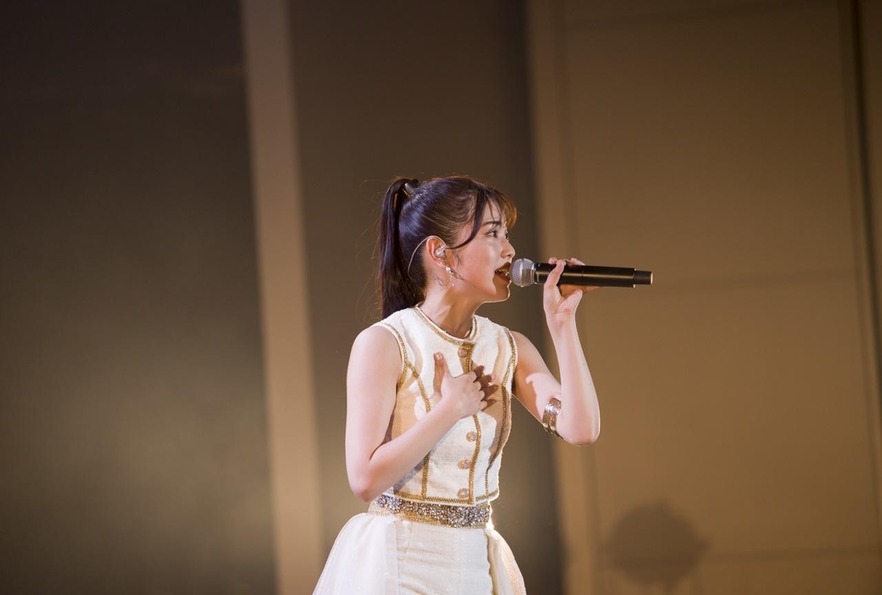 声優・石原夏織、夏のトーク&ライブイベント公式レポート