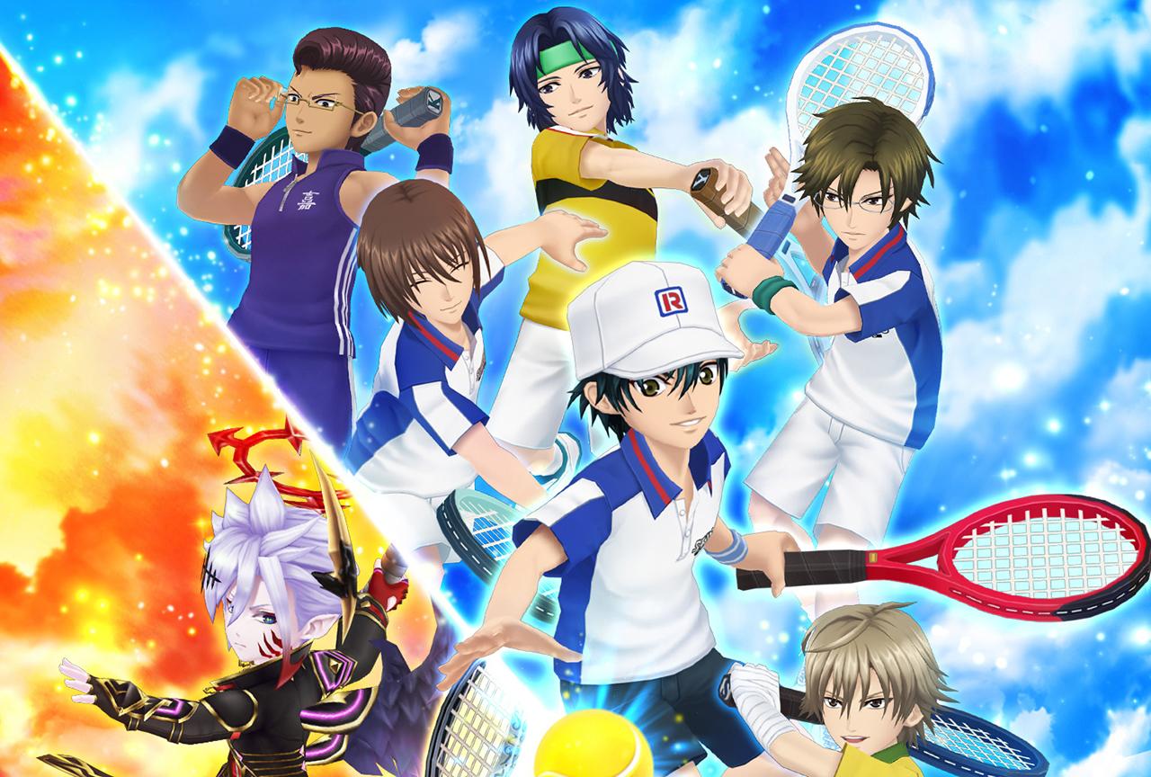 『新テニスの王子様』×『白猫テニス』コラボの内容をいち早くご紹介!