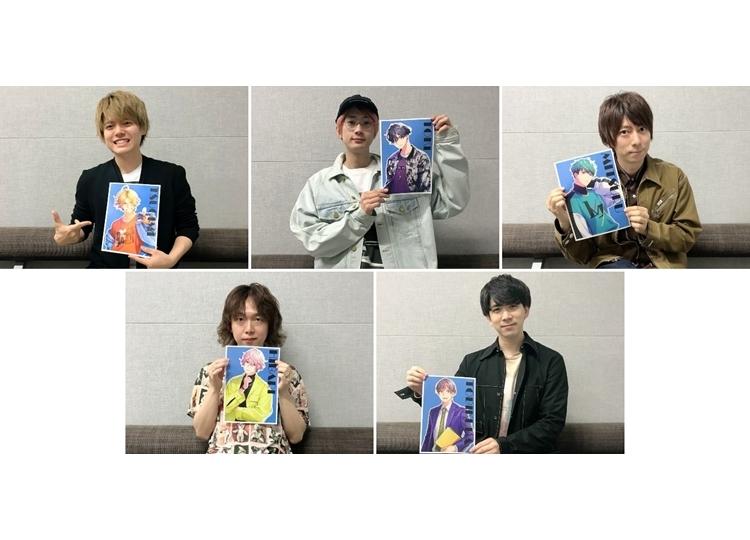 ドラマCD『DIG-ROCK』8月28日より6ヶ月連続リリース