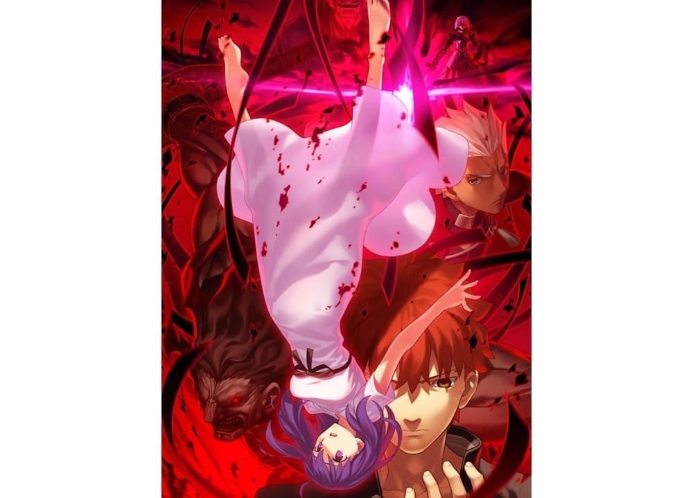 劇場版「Fate/stay night[Heaven's Feel]」第二章、初登場BD1位!
