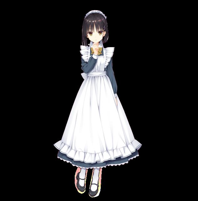 ゆずソフト最新作『喫茶ステラと死神の蝶』が2019年12月20日(金)に発売! キャラクターソングCDも順次発売