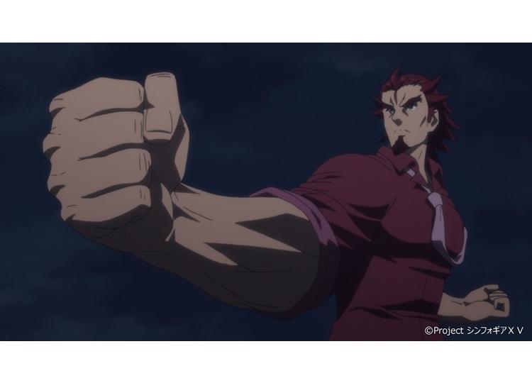 夏アニメ『戦姫絶唱シンフォギアXV』第9話場面カットと予告が到着