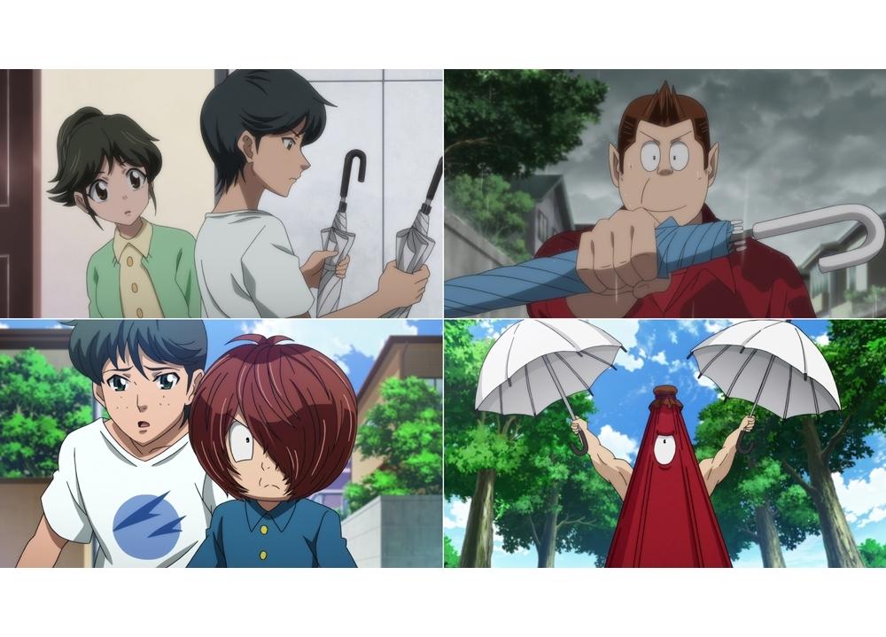 『ゲゲゲの鬼太郎』第71話「唐傘の傘わずらい」先行カット公開!