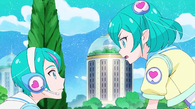 『スター☆トゥインクルプリキュア』第30話「ララの想いとAIのキモチ☆」より先行カット到着! 成長したフワのビジュアルも解禁の画像-4