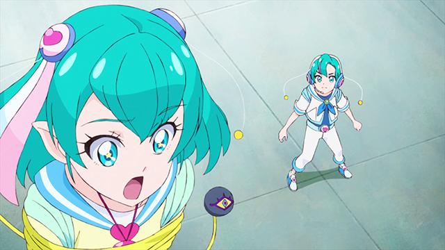 『スター☆トゥインクルプリキュア』第30話「ララの想いとAIのキモチ☆」より先行カット到着! 成長したフワのビジュアルも解禁