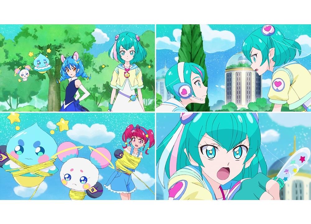 『スタプリ』第30話「ララの想いとAIのキモチ☆」より先行カット到着!