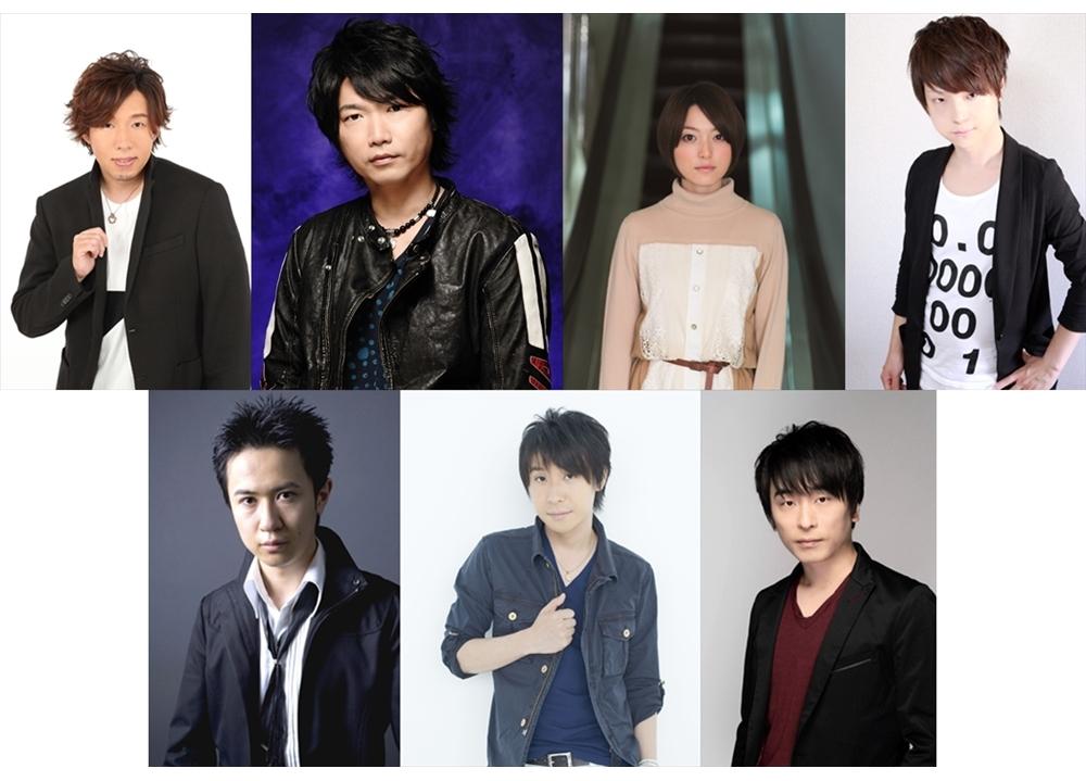 『鬼滅の刃』追加声優の日野聡・小西克幸ら7名のコメント到着
