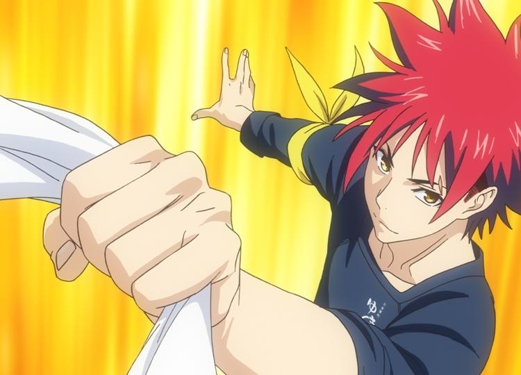 『食戟のソーマ 神ノ皿』TOKYO MXほかで10月11日放送開始