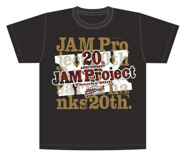 ▲メーカー特典:JAM Project プレミアムTシャツ