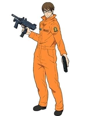 『炎炎ノ消防隊』武久火縄