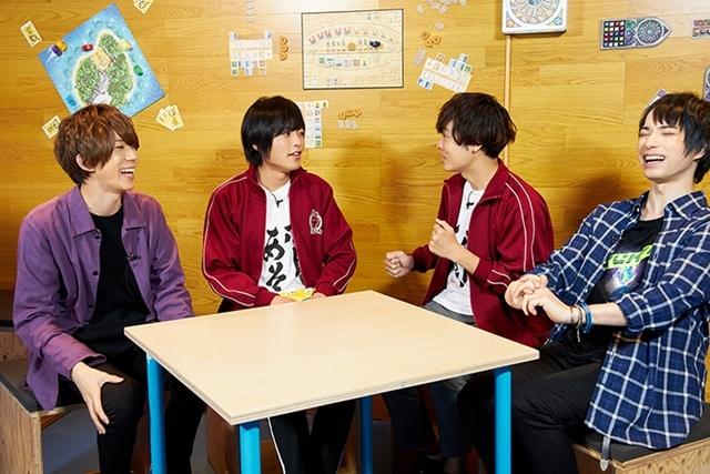 声優・岡本信彦さん&堀江瞬さんがMCの『ボドゲであそぼ 2ターンめ!』#11先行カット到着! ランズベリー・アーサーさん&高塚智人さんゲストで『ベストフレンドS』をプレイ